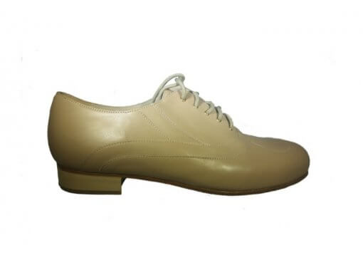 Soft beige tango shoes for men, jpg 10 KB