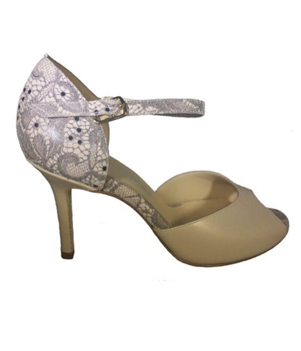 tango shoes 1 600x700 - Gioia Pink