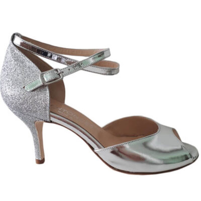 Silver Tango Shoe for women. jpg 25 KB
