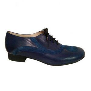 tango shoe for men. blue. jpg 83 KB