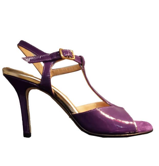 purple tango shoe for women, jpg 21 KB