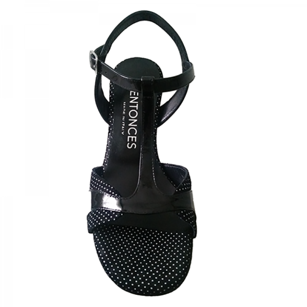 Tango shoe for women, Locura Black, jpg 265 KB