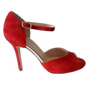 Tango Shoe for women. Gioia Diva. Made in Italy, jpg 165 KB