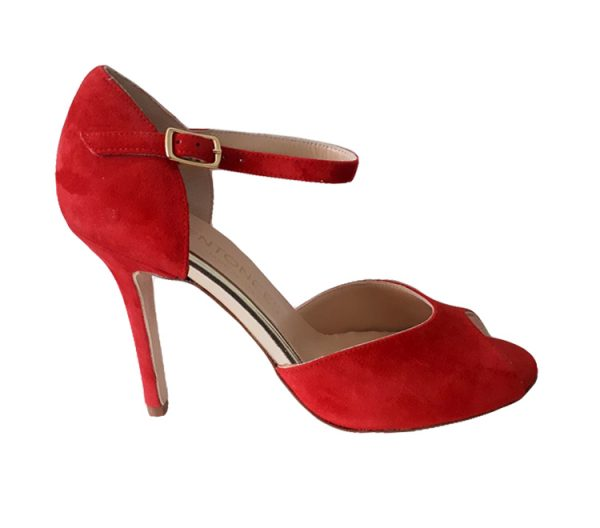 Tango Shoe for women. Gioia Diva. Made in Italy, jpg 165 KB