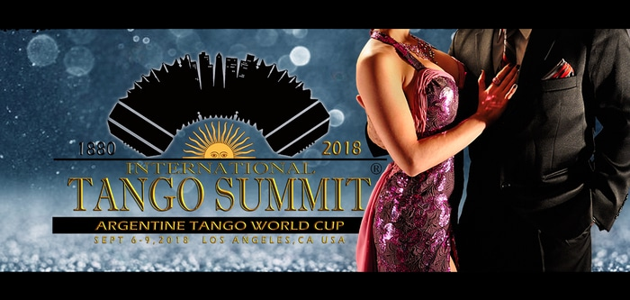 International Tango Summit Los Angeles 2018 - Home