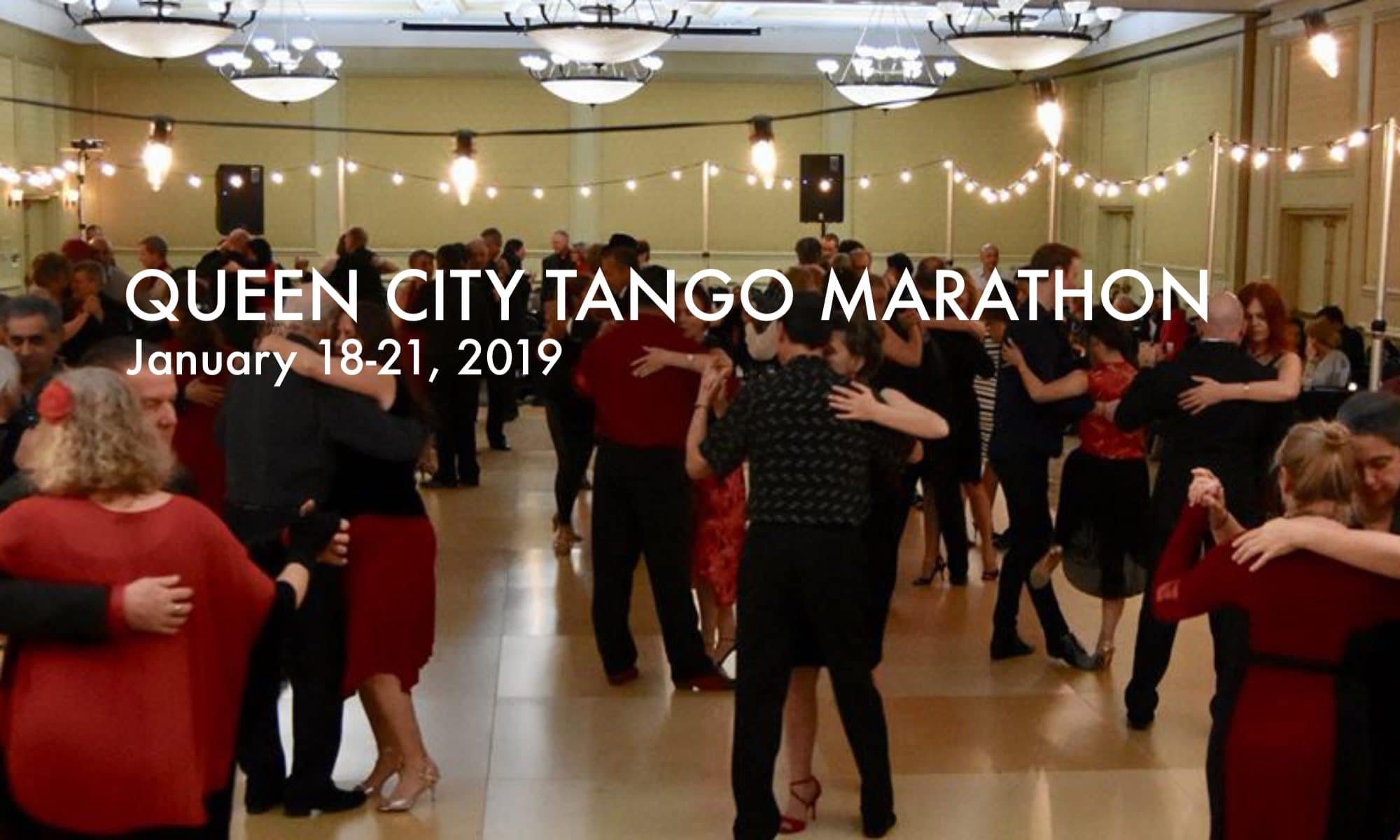 Queen City Tango marathon 2019 - Home
