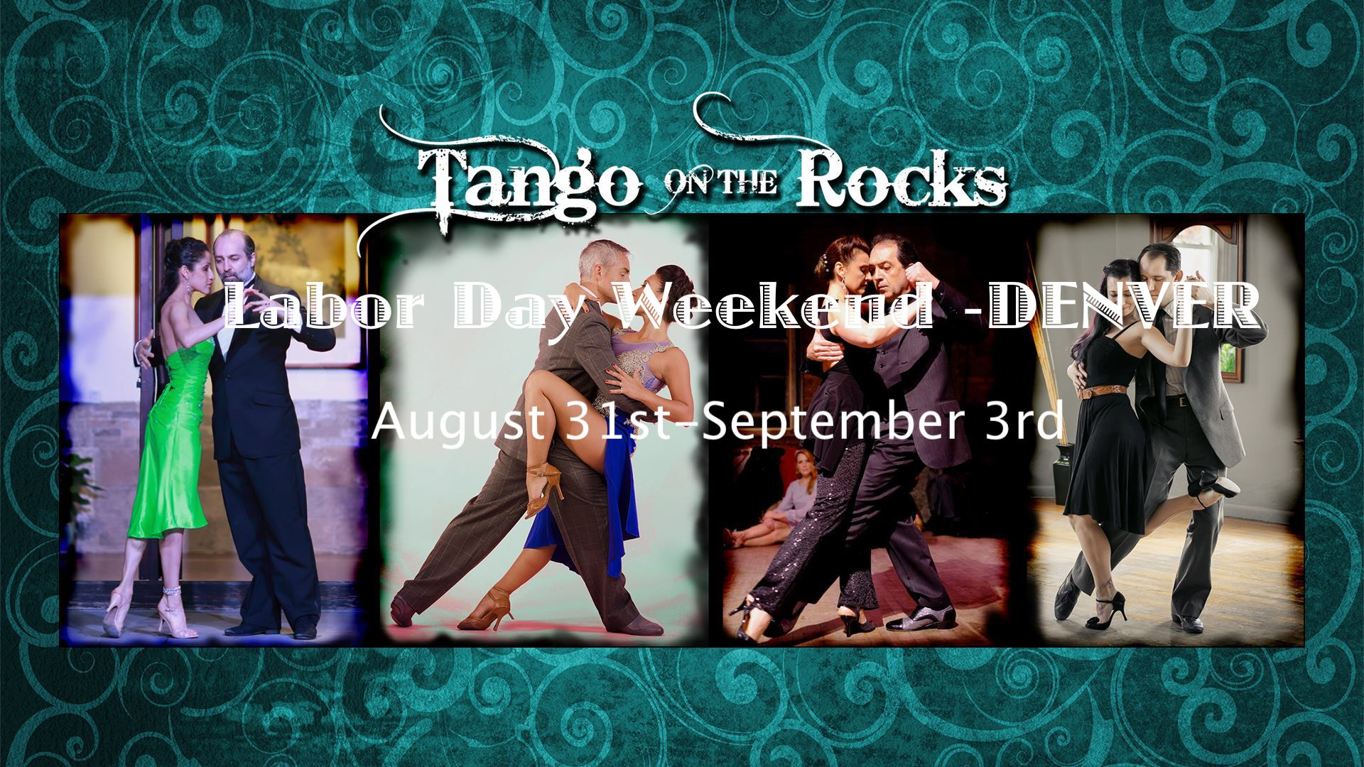 Tango On The Rocks 2018 - Home
