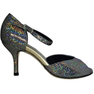tango shoe, made in Italy, black, jpg 33 KB