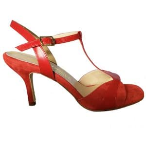 tango shoe. Suede, Made in Italy, jpg 13KB
