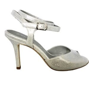 silver tango shoe made in italy. jpg, KB 186