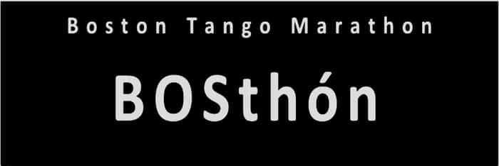 Bosthon Tango Marathon 2020 - Home