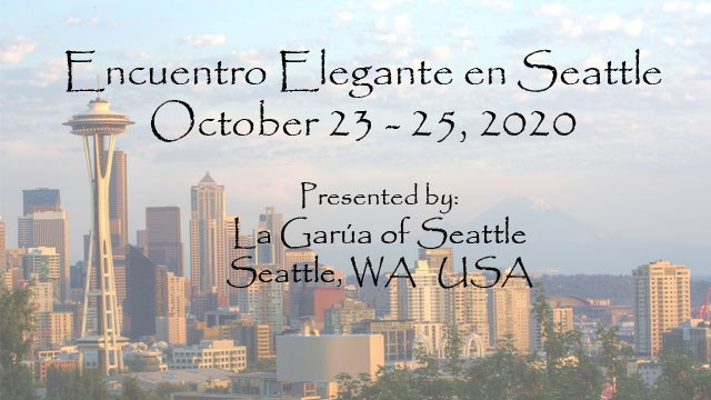 Encuentro Elegante en Seattle 2020 - Home