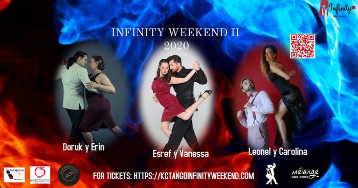 KC Infinity Tango Weekend 2020 - Home
