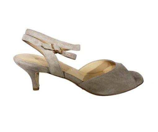 low heel neutral tango shoe, jpg 27 KB