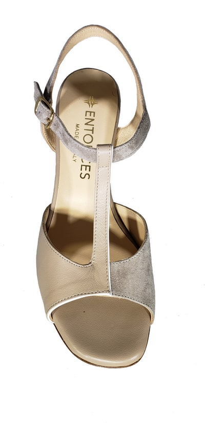 """Naima, t-strap in low heel (5cm or 2""""). Entonces , Tango Tana Shoes"""