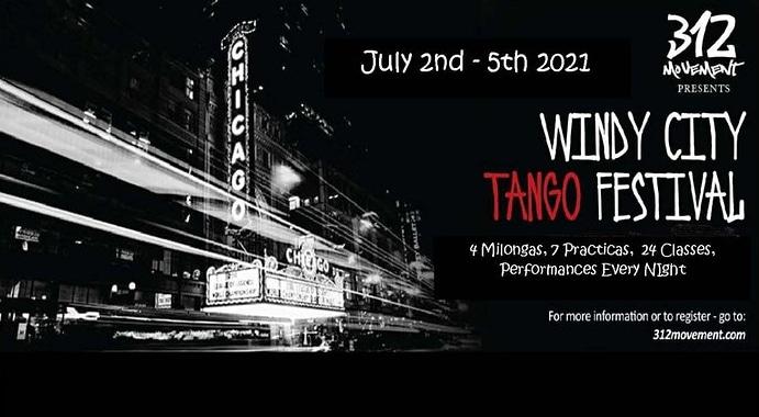 Windy City Tango Festival 2021 - Home