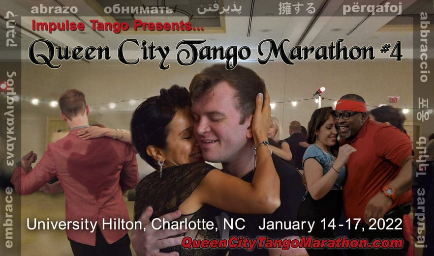 Queen City Tango Marathon - Home