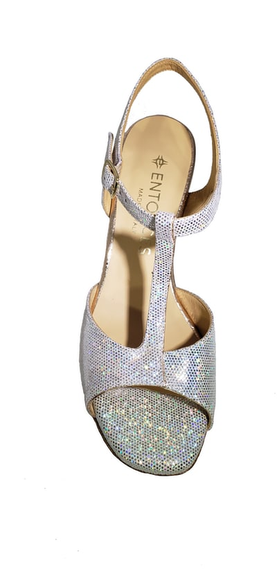 Low heel tango shoe. Entonces, 182 jpg KB